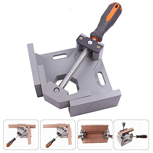 Aluminum Alloy Working Myanmar: Windaze 90 Degree Right Angle Clamp Vise Woodworking Frame